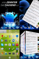 Go Launcher Ex Screenshot 1