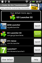 Home Switcher Screenshot 1