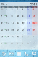Jorte Kalender App Screenshot 1